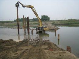 中国铁建武汉市国际城建设项目